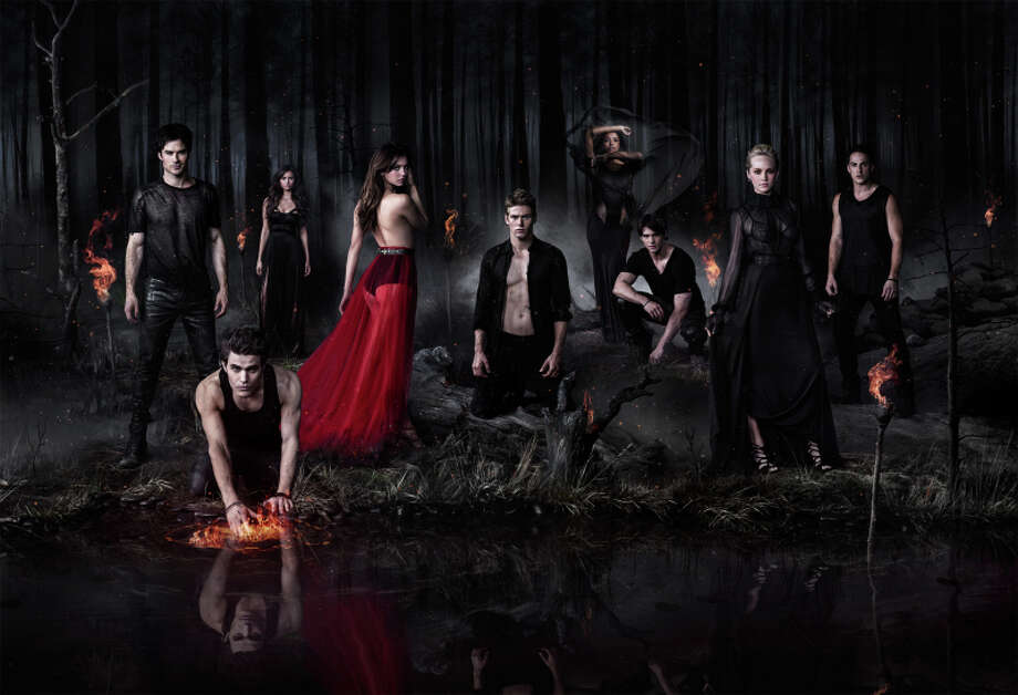 The Vampire Diaries: Returns Oct. 3  7 p.m., The CW
