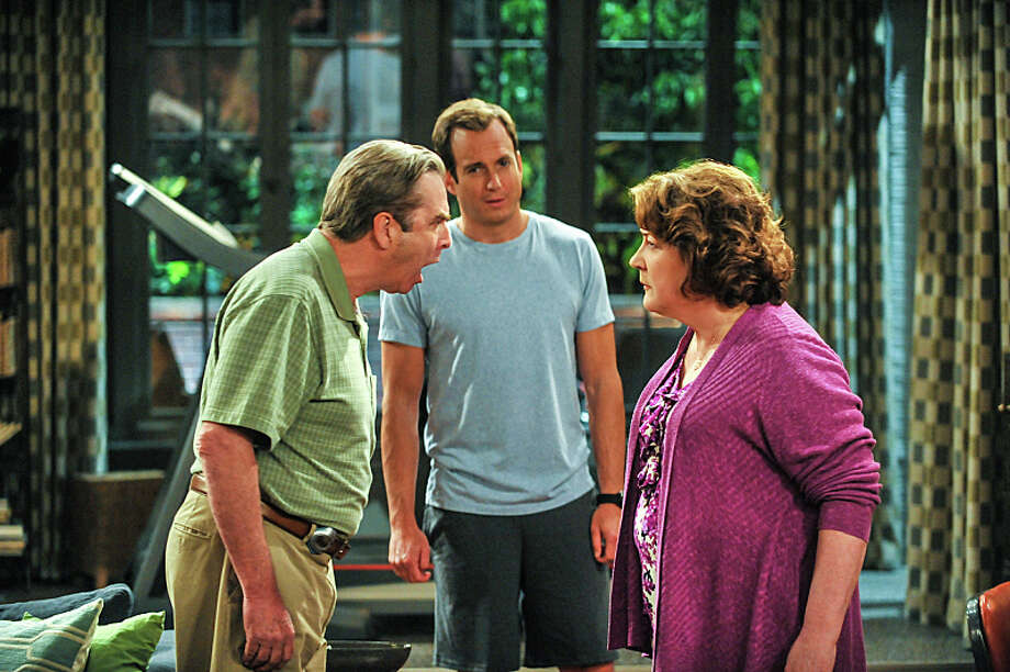 The Millers: Series premiere Oct. 3  7:30 p.m., CBS Photo: Richard Foreman, ©2013 CBS Broadcasting, Inc. All Rights Reserved. / Ã?©2013 CBS Broadcasting, Inc. All Rights Reserved.