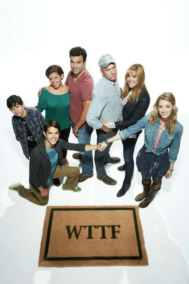 Welcome to the Family: Series premiere Oct. 3  7:30 p.m., NBC Photo: NBC, Art Streiber/NBC / 2013 NBCUniversal Media, LLC