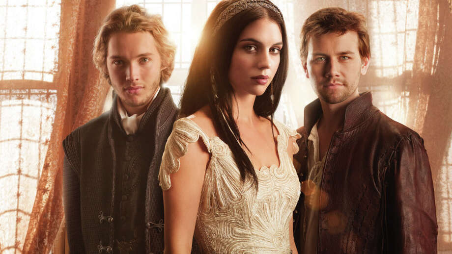 Reign: Series premiere Oct. 17  8 p.m., The CW Photo: Photo: Mathieu Young/The CW /  © 2013 The CW Network, LLC. All rights reserved.