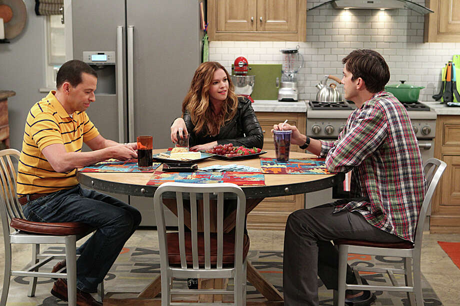 Two and a Half Men: Returns Sept. 26  8:30 p.m., CBS Photo: Sonja Flemming, ©2013 CBS Broadcasting, Inc. All Rights Reserved. / Ã?©2013 CBS Broadcasting, Inc. All Rights Reserved.