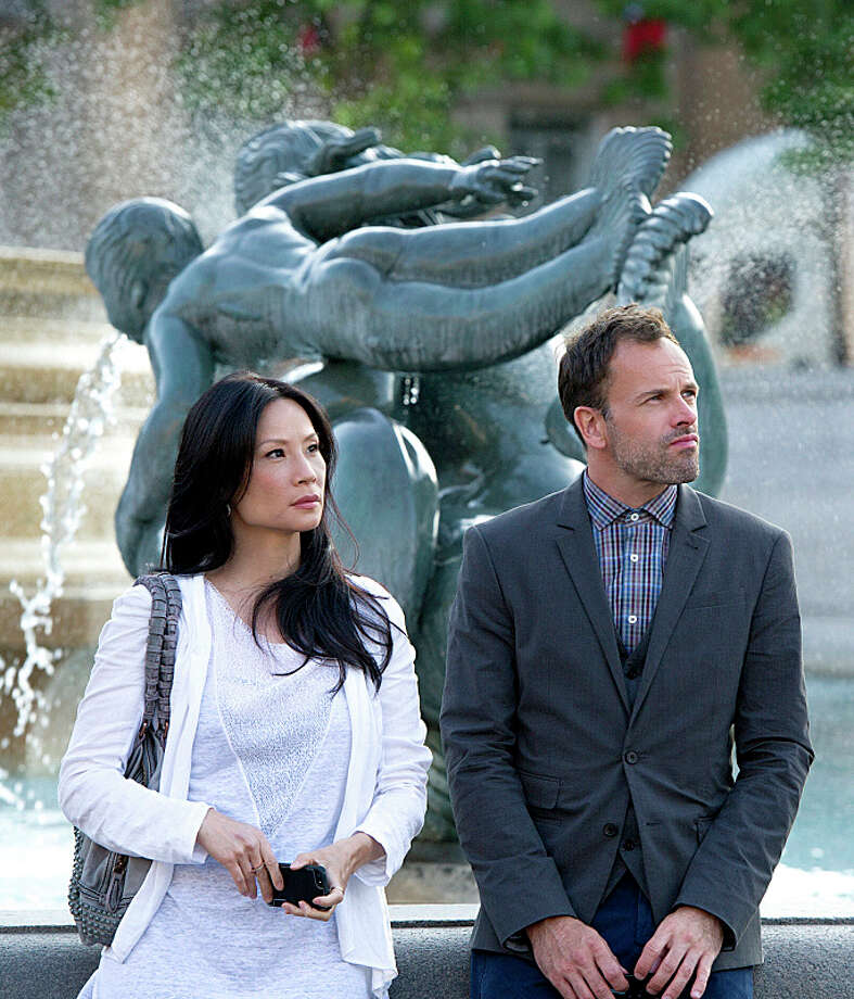 Elementary: Returns Sept. 26  9 p.m., CBS Photo: Des Willie, ©2013 CBS Broadcasting, Inc. All Rights Reserved / ©2013 CBS Broadcasting, Inc. All Rights Reserved