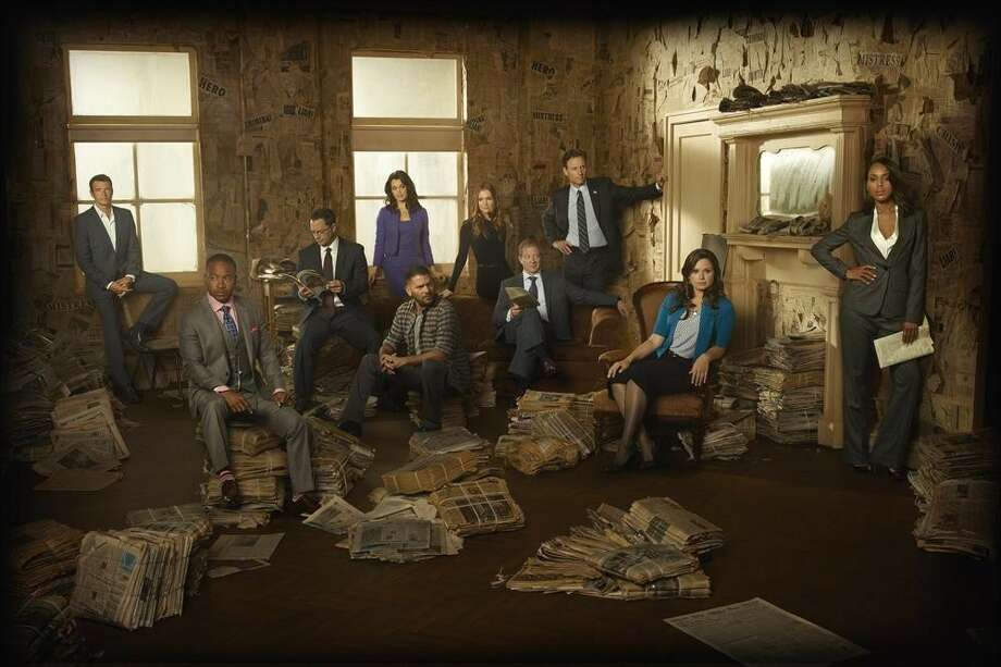 Scandal: Returns Oct. 3  9 p.m., ABC Photo: Craig Sjodin, ABC / © 2013 American Broadcasting Companies, Inc. All rights reserved.