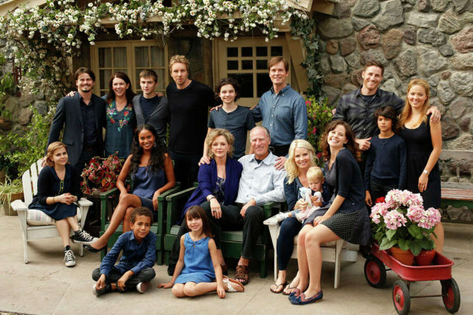 Parenthood: Returns Sept. 26  9 p.m., NBC Photo: NBC, Chris Haston/NBC / 2012 NBCUniversal Media, LLC