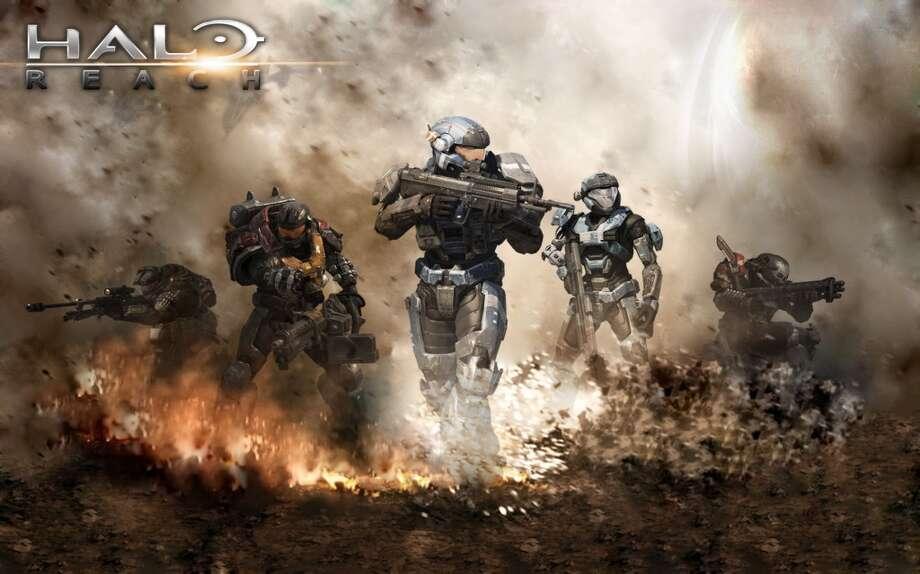 Halo Reach Microsoft Game Studios Bungie Sept. 14, 2010 More than $200 million Photo: Microsoft Game Studios