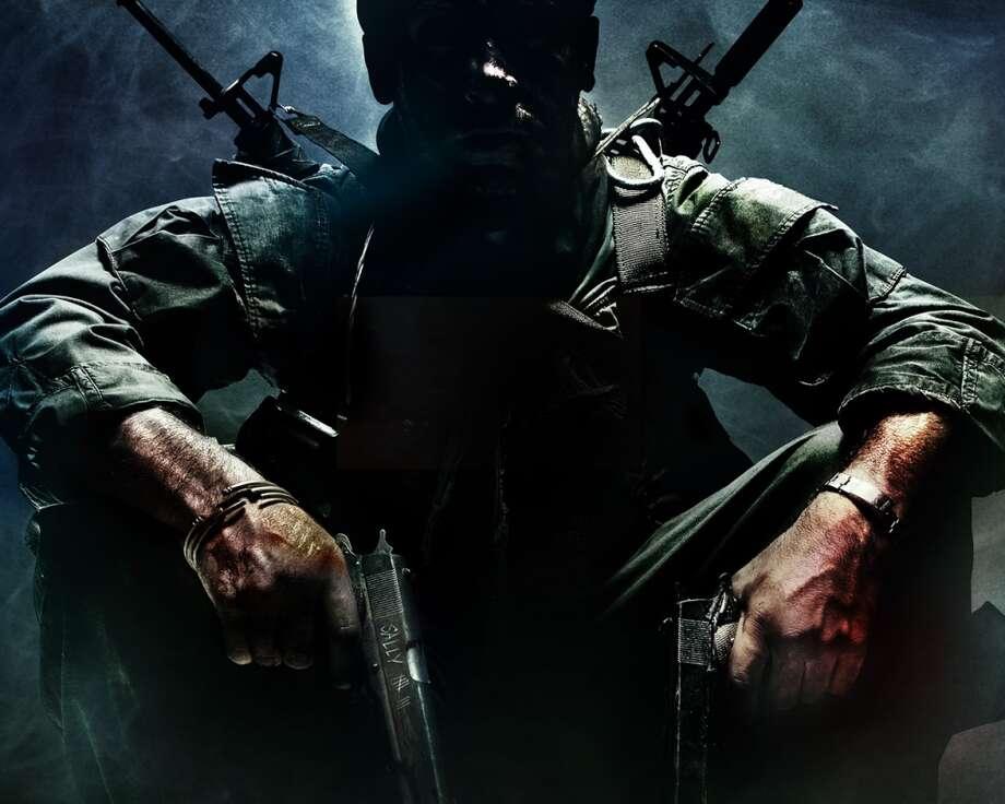 """Call of Duty: Black Ops""Activision  Treyarch Nov. 9, 2010 More than $360 million Photo: Activision"