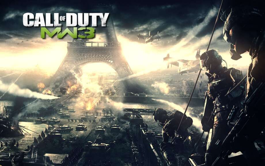 """Call of Duty: Modern Warfare 3"" Activision  Infinity Ward Nov. 8, 2011 More than $400 million Photo: Activision"