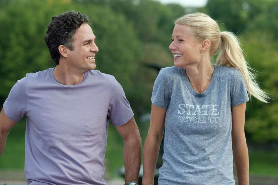 "Mark Ruffalo and Gwyneth Paltrow share a scene in ""Thanks for Sharing."" Photo: Roadside Attractions / Associated Press"