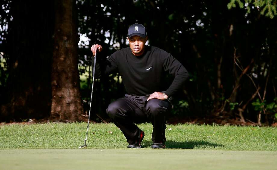 "Tiger Woods isn't always right about rules violations, but he's right to call for a ""line of demarcation"" on how they're revealed. Photo: Sam Greenwood, Getty Images"