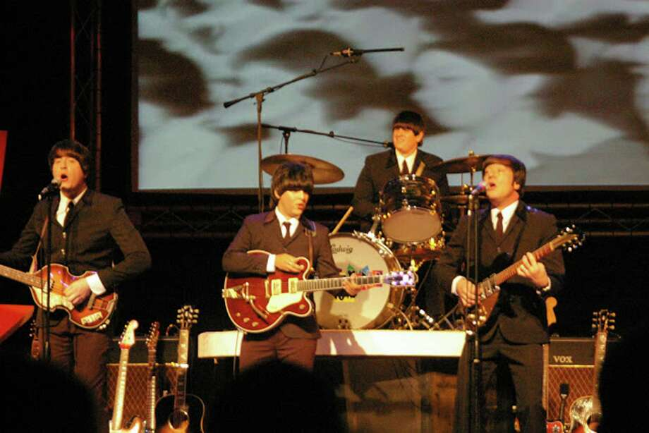 Beatlemania Now will bring the music of the Beatles alive once more from the stage of the Palace Theatre in Stamford, Conn., Saturday, Sept. 28, 2013. This live tribute show begins at 8 p.m. Tickets are $50 to $25. For more informatin, call 203-325-4466 or visit www.SCAlive.org. Photo: Contributed Photo