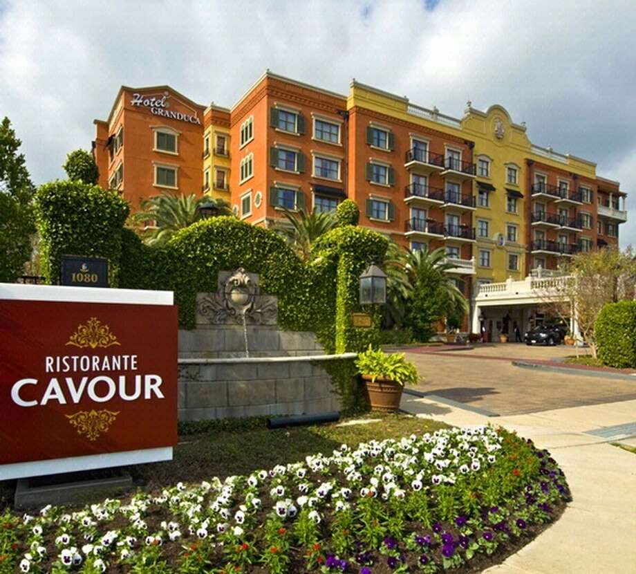 Houston's Hotel Granduca in Uptown Park Photo: Courtesy Of Interfin
