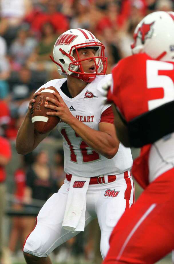RJ Noel has led Sacred Heart to a 3-0 start for the first time since 2008. Photo: Contributed Photo / Connecticut Post Contributed