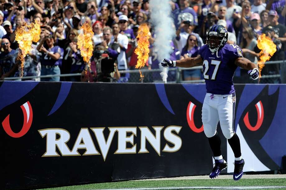 No. 10: The Baltimore Ravens Photo: Patrick McDermott, Getty Images