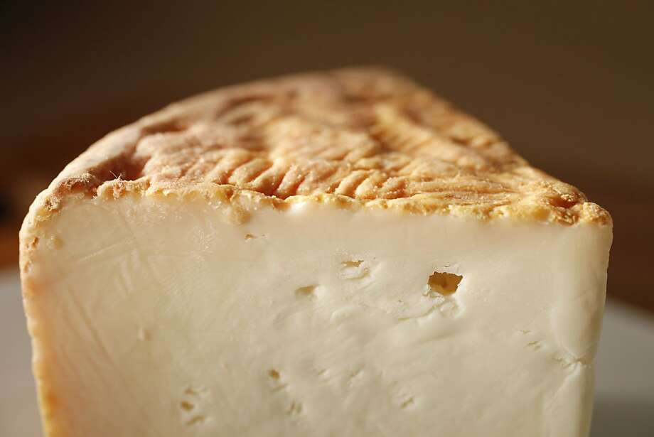 Funky Bleats began as impulsive experiment by cheesemaker Seana Doughty. Photo: Craig Lee, Special To The Chronicle
