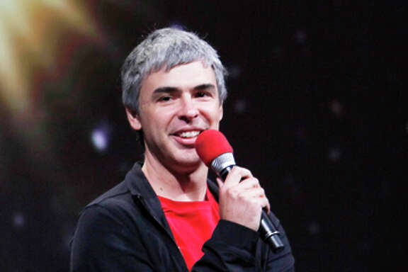 CEO Larry Page says Google will continue to take risks.