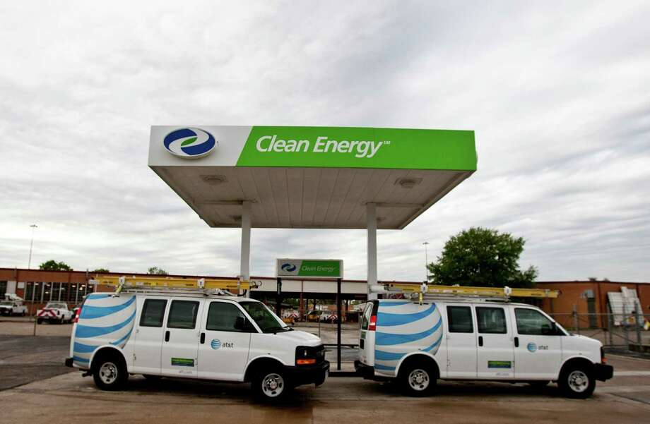 Total invests in Clean Energy Fuels in the U.S. - Houston Chronicle