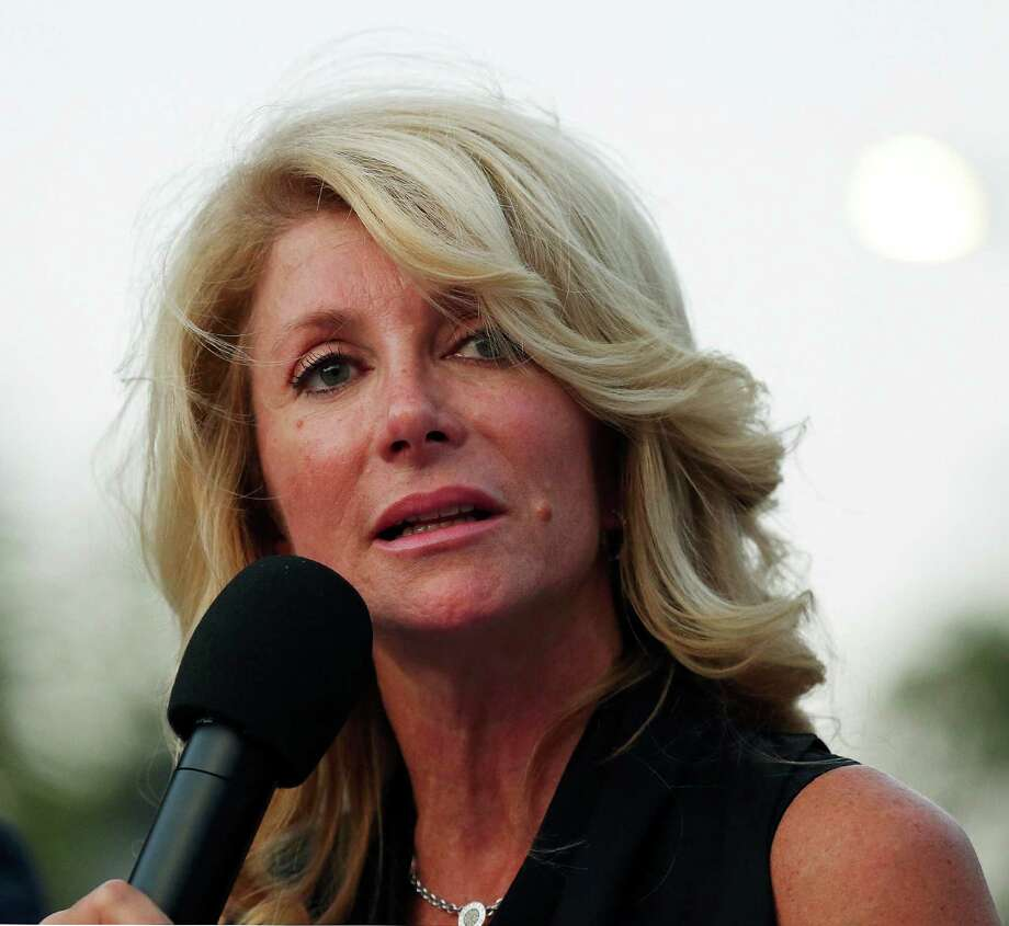 Texas gubernatorial candidate Sen. Wendy Davis rocketed to national fame with her filibuster against tighter abortion restrictions, stoking the hopes of Democrats who haven't won statewide office in Texas since 1994.  Photo: Edward A. Ornelas, San Antonio Express-News / © 2013 San Antonio Express-News
