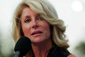 NBC developing show 'loosely based' on former state Sen. Wendy Davis - Photo