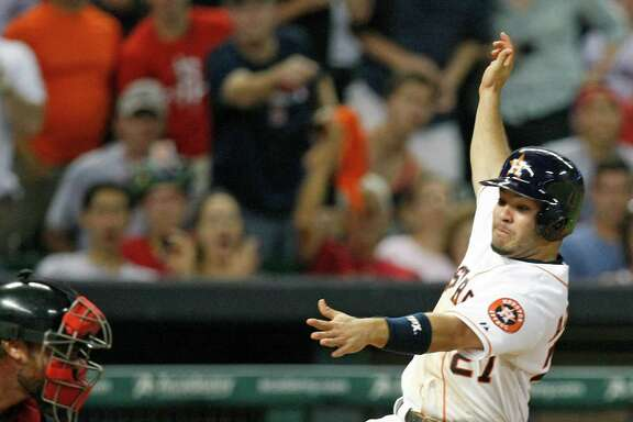 One thing the Astros know they can count on is Jose Altuve's playing the game with passion.