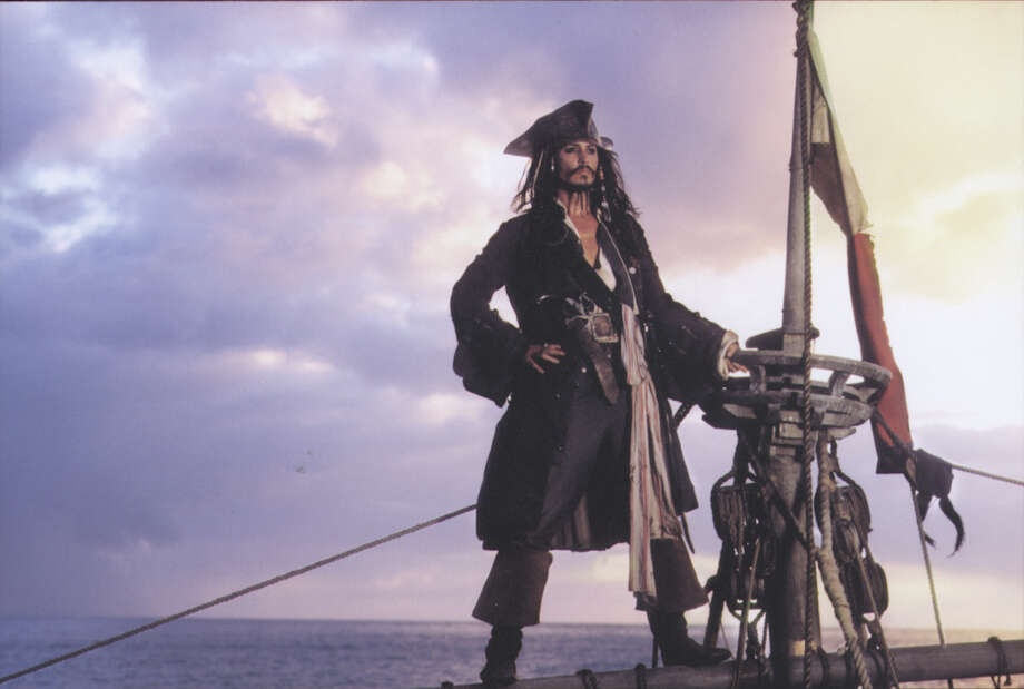 Ahoy! Today is International Talk Like a Pirate Day. We're celebrating with some pirate talk and remembering some of our favorite fictional pirates. The old buccaneers have been romanticized in all types of media, aiming to diverse audiences worldwide. Photo: ELLIOTT MARKS / SMPSP, WALT DISNEY PICTURES