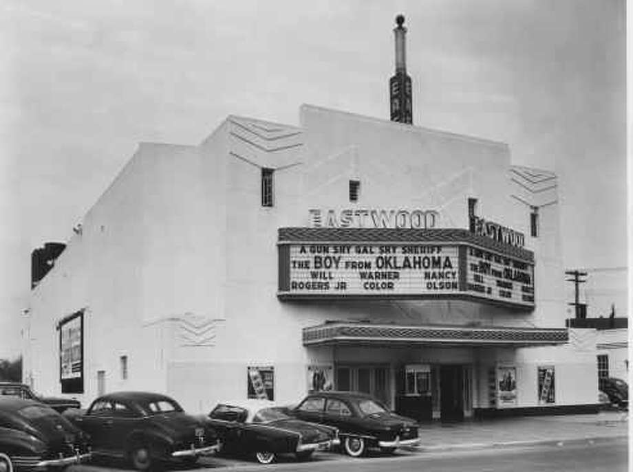 The Eastwood Theatre opened in March 1936 in Houston's East end, at 4537 Leeland St.