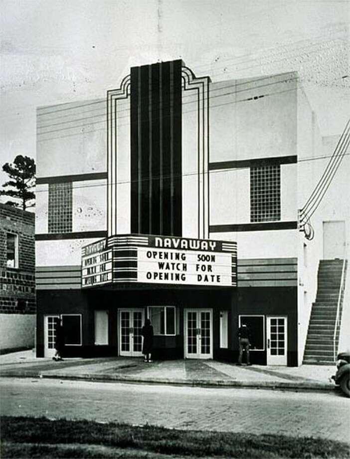 Navaway Theatre, Houston, TX.