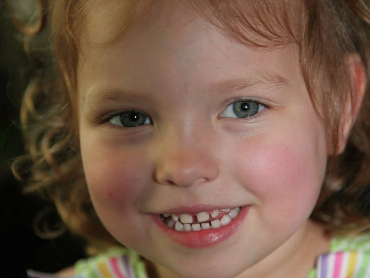 Rebecca Woodruff, 4, loved dancing and drawing and making her siblings laugh.