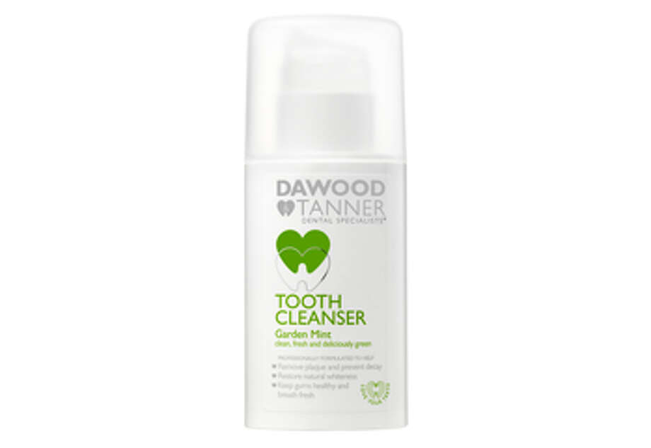 Dawood & Tanner makes a line of refreshing tooth cleansers in peppermint, garden mint, Sicilian lemon and Brazilian lime flavors. Photo: Dawood & Tanner
