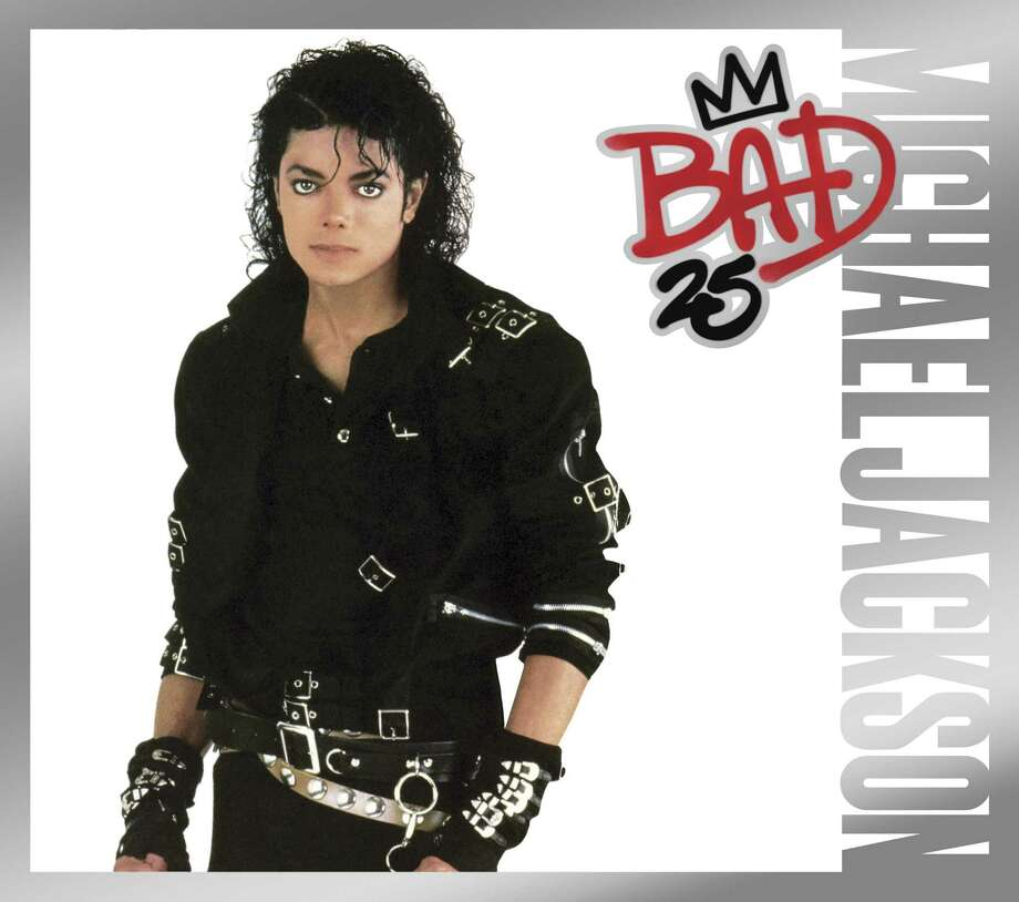 "By 1987, when Michael Jackson released ""Bad,"" the pop star had started changing his appearance. His skin was lighter, later reported to be the condition vitiligo, but his face also looked more angular. Photo: Courtesy Photo"