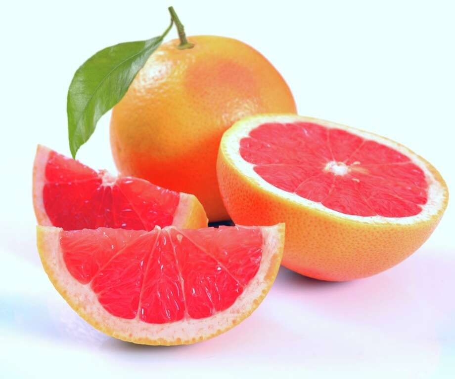 Research since 1991 has shown that grapefruit juice can interact with drugs, sometimes causing them to build up the body in dangerous levels. Other fruit can have similar results. Photo: SERGIO ZAVALNYUK / handout / stock agency