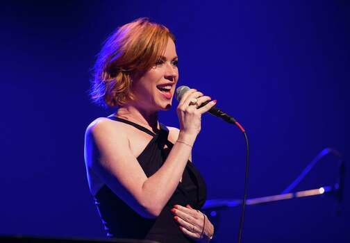 Actress/singer Molly Ringwald is making a personal appearance the the Society for the Performing Arts luncheon October 9 in Houston. (Photo by Raffi Kirdi/Getty Images) Photo: Raffi Kirdi, Stringer / 2013 Getty Images