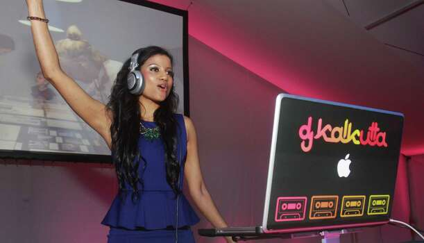 DJ Kalkutta will perform at the Dress for Success 15-year anniversary gala October 19. Photo: Gary Fountain, Freelance / Copyright 2012 Gary Fountain.
