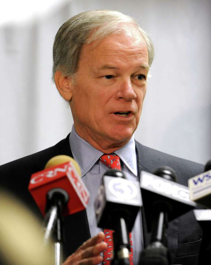 Republican Tom Foley announced on Sept. 10 that he will form an exploratory committee for run for governor in 2014. Photo: Cathy Zuraw / Connecticut Post