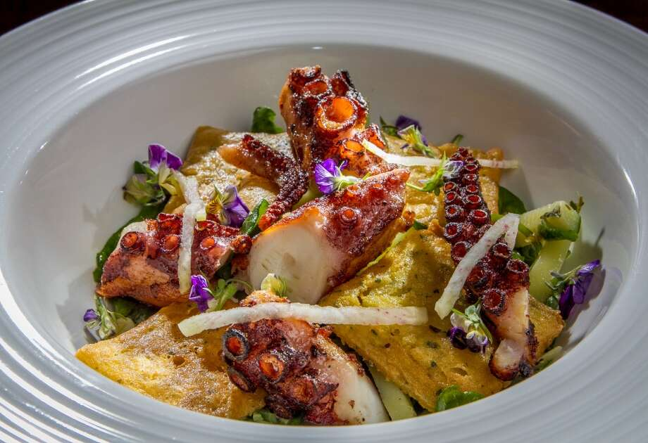 The Octopus ($14) at Restaurant Rudy in Sonoma. Photo: John Storey, Special To The Chronicle