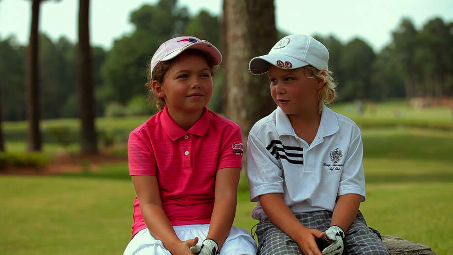 """Alexa Pano and Allan Kournikova are among the children profiled in """"The Short Game."""" Photo: Phase 4 Films"""