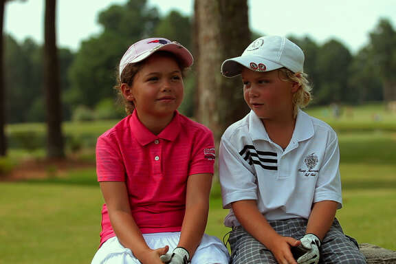 "Alexa Pano and Allan Kournikova are among the children profiled in ""The Short Game."""