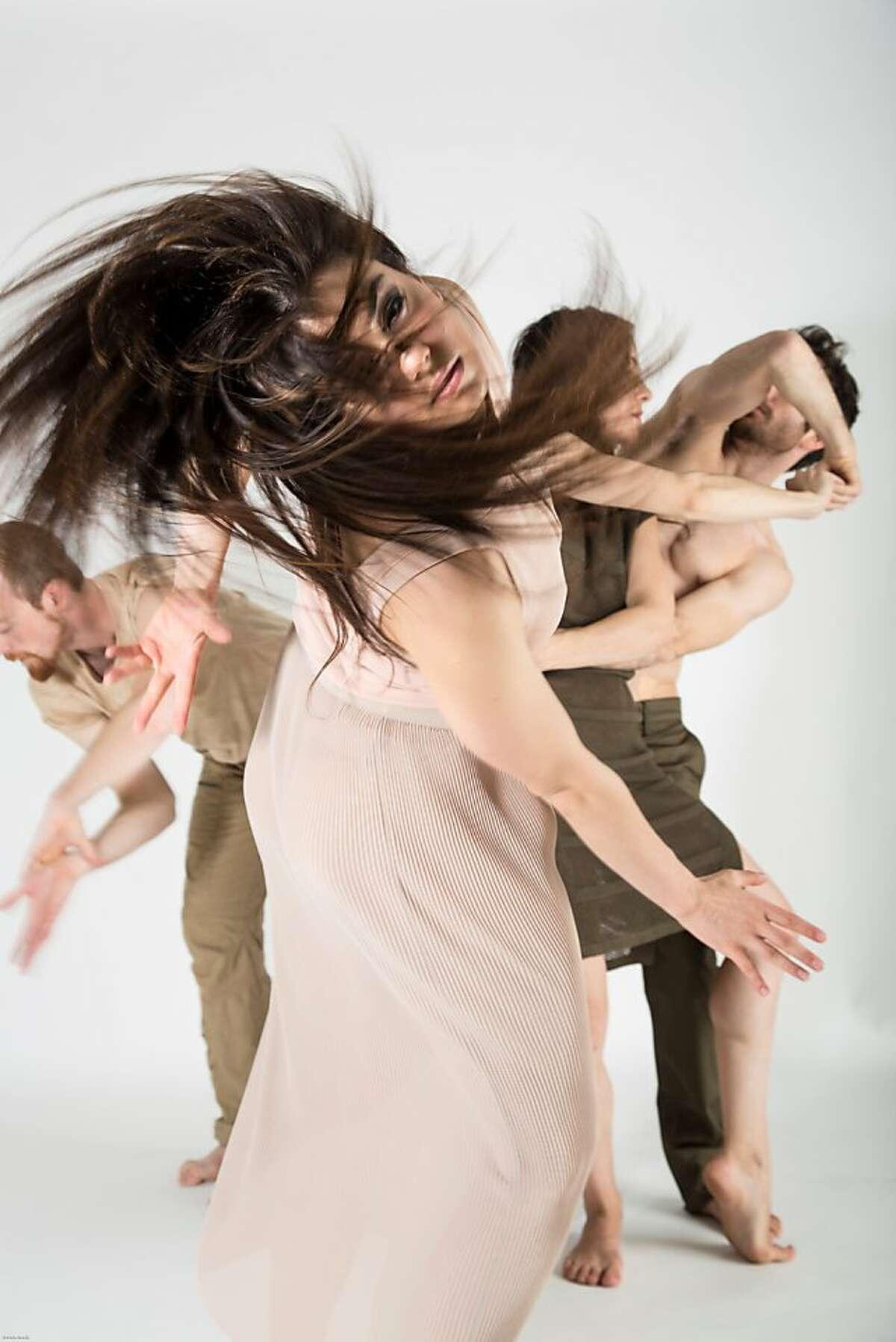 Kollide (Preview) Choreography: Kyle Abraham