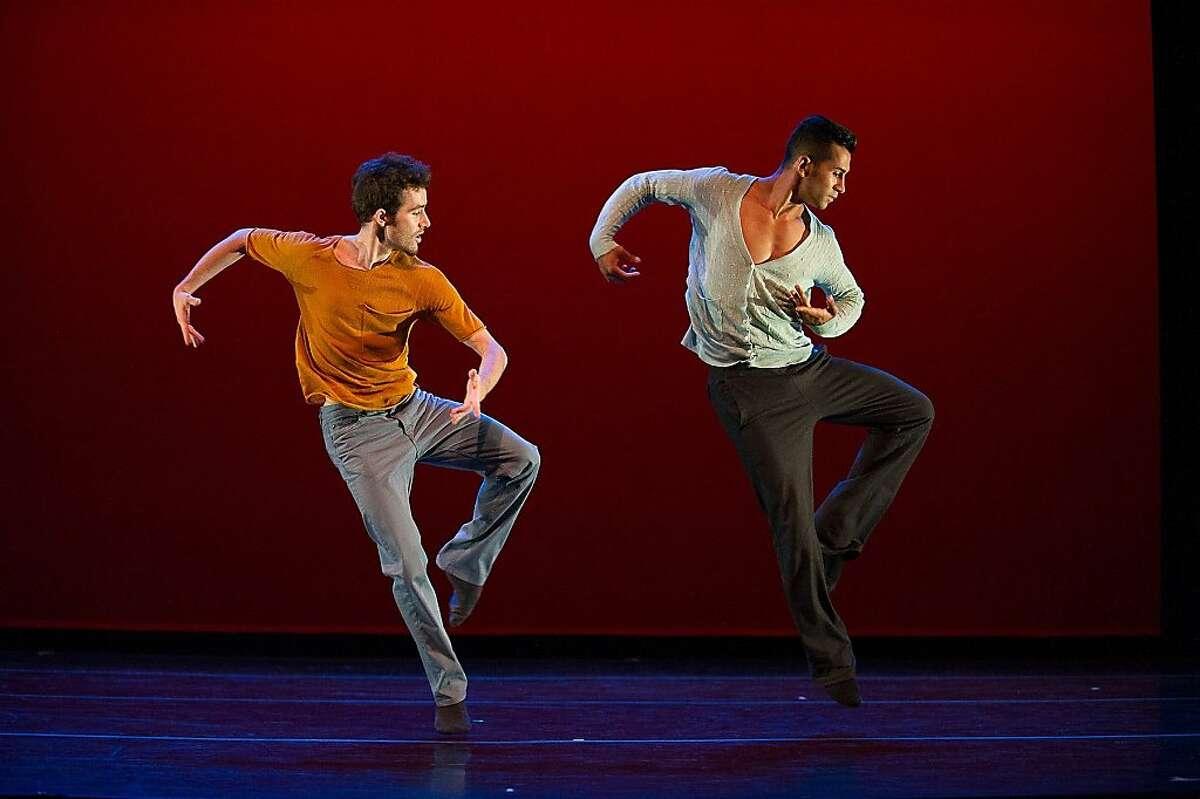 o2Joy (2012) Choreography: Richard Siegal