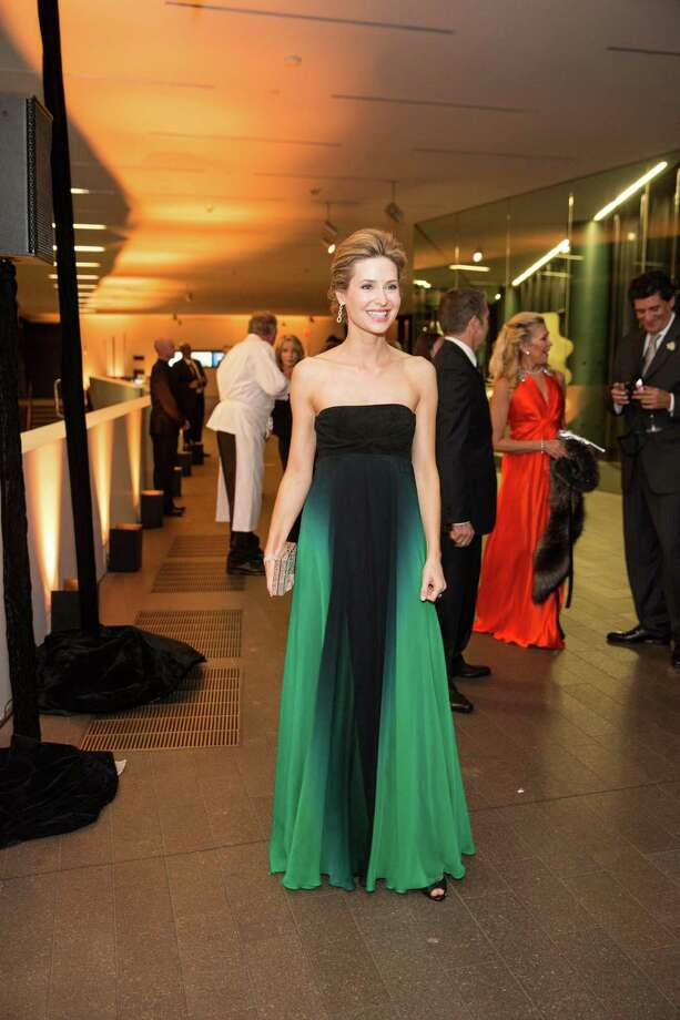 """Kate Harbin at the opening party for the """"The Art of Bulgari: La Dolce Vita & Beyond, 1950-1990"""" exhibit at the de Young Museum on September 18, 2013. Photo: Drew Altizer Photography / ©2013 By Drew Altizer Photography, all rights reserved"""