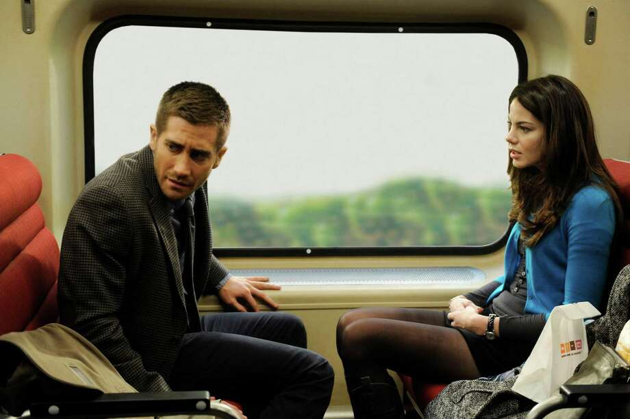 Jonathan Wenk/Summit Entertainment JAKE GYLLENHAAL and MICHELLE MONAGHAN star in SOURCE CODE. Photo: Photo By Jonathan Wenk / © 2010 Summit Entertainment, Inc.  All rights reserved.