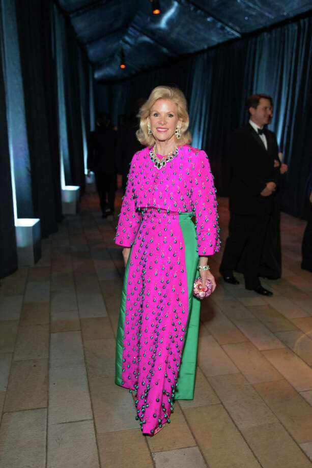 """Dede Wilsey at the opening party for the """"The Art of Bulgari: La Dolce Vita & Beyond, 1950-1990"""" exhibit at the de Young Museum on September 18, 2013. Photo: Drew Altizer Photography / ©Drew Altizer"""