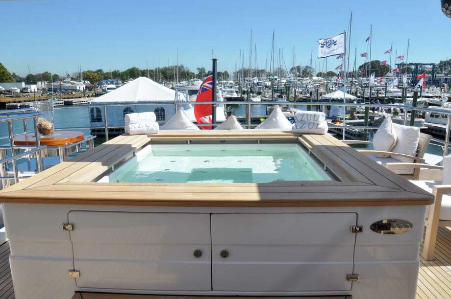 Were you SEEN at The Norwalk Boat Show?