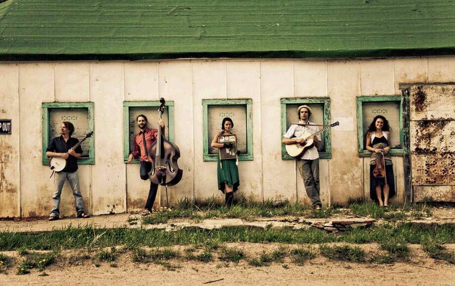 The Colorado-based Elephant Revival will be in Fairfield, Conn., on Sunday, Sept. 29, 2013, at the Fairfield Theatre Co. for a concert beginning at 7:45 p.m. Tickets are $20. For more information, visit http://fairfieldtheatre.org or call 203-259-1036. Photo: Contributed Photo / Stamford Advocate Contributed
