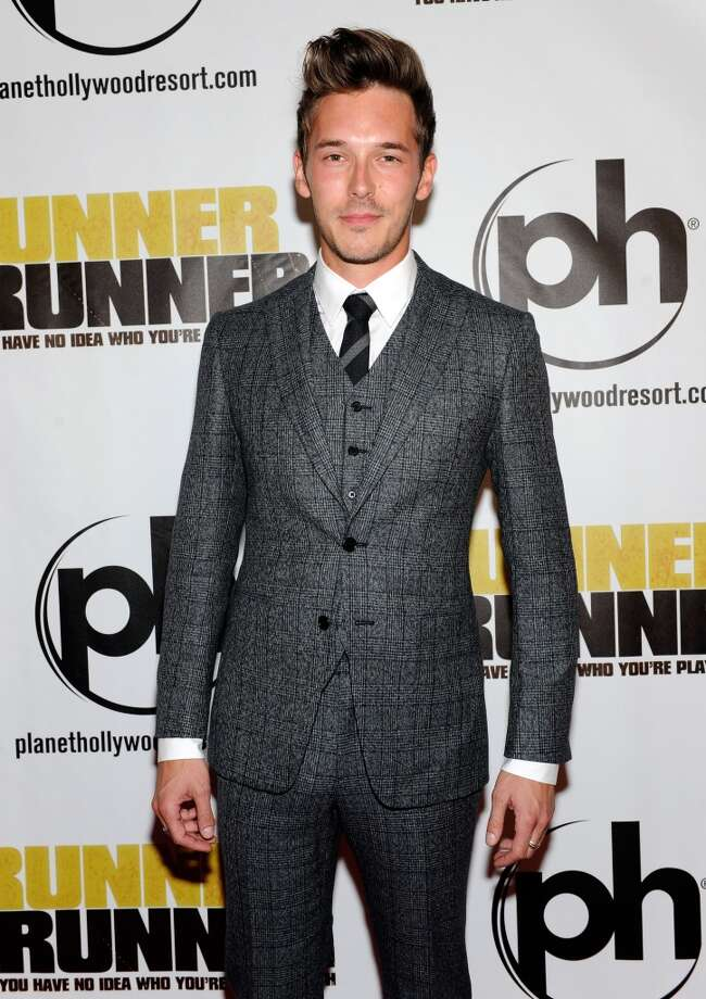"Actor Sam Palladio arrives at the world premiere of Twentieth Century Fox and New Regency's film ""Runner Runner"" at Planet Hollywood Resort & Casino on September 18, 2013 in Las Vegas, Nevada.  (Photo by David Becker/Getty Images) Photo: David Becker, Getty Images"