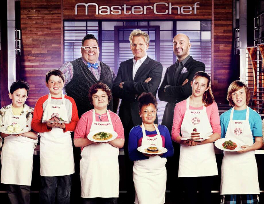 MasterChef Junior: Series premiere Sept. 27  7 p.m., FOX