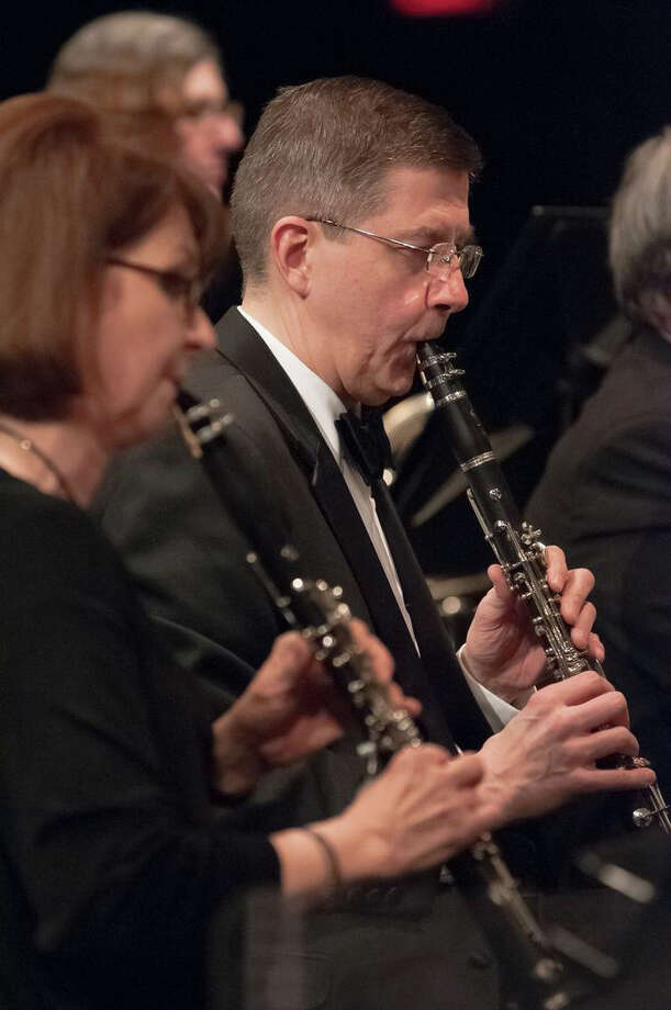 Principal clarinetist Edward Wojtowicz has formidable cadenza and solo melody parts in some of the pieces to be performed by the Ridgefield Symphony Orchestra on Saturday, Sept. 28, in Ridgefield. Photo: Contributed Photo