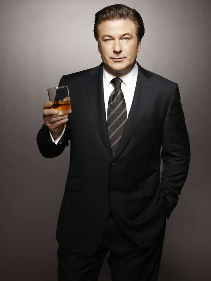 Jack Donaghy (Alec Baldwin), Liz Lemon's (Tina Fey) mean boss on '30 Rock.' Pictured: Alec Baldwin already has a pair of Emmys for his turn as Jack Donaghy on `30 Rock.' Photo: Art Streiber, Art Streiber/NBC