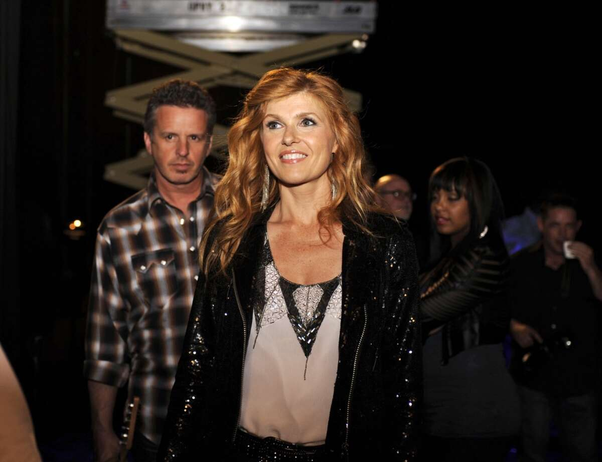 Actress Connie Britton, who has starred in 'Nashville' and `Friday Night Lights' donated $5,400 to Democrat Beto O'Rourke's U.S. Senate campaign in Texas.