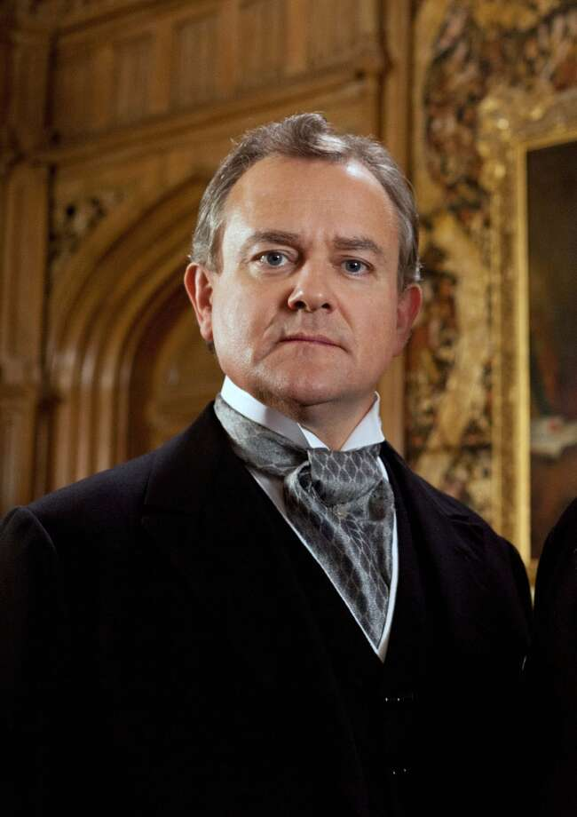 Hugh Bonneville didn't win the Outstanding Lead Actor in a Drama last year for his role as Crawley family patriarch, Robert, on `Downton Abbey.' He has another shot on Sunday. Photo: HANDOUT, McClatchy-Tribune News Service