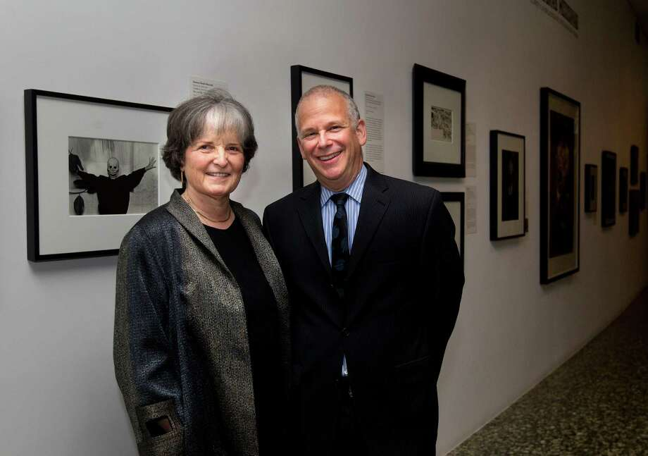 Houston's Museum of Fine Arts' Anne Wilkes Tucker will step aside Dec. 9. Malcolm Daniel of the New York Metropolitan Museum of Art will take over. Photo: Cody Duty, Staff / © 2013 Houston Chronicle